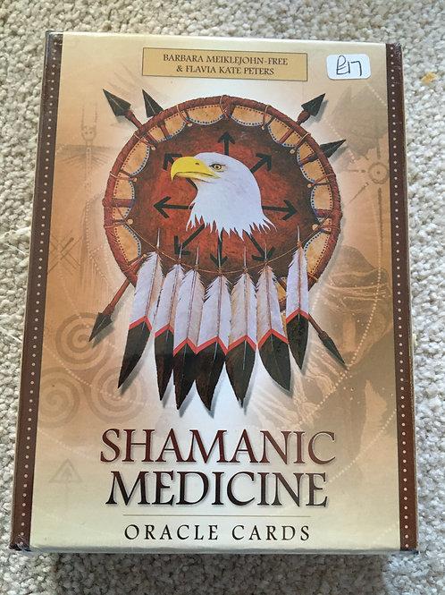 Shamanic Medicine Cards