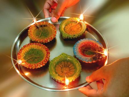 TODAY: Diwali (Sikh, Hindu, Jain)