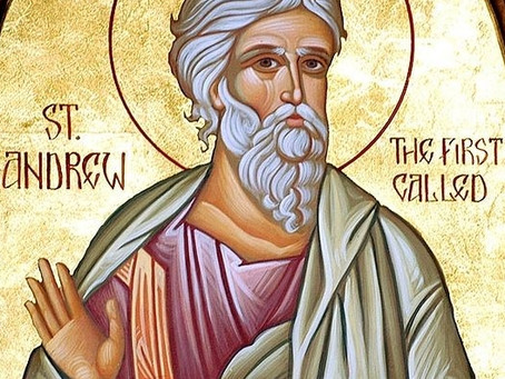 TODAY: Saint Andrew's Day (Some Christian)