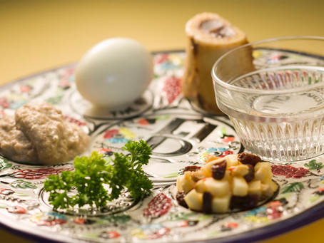 Today: Passover Begins(Jewish)