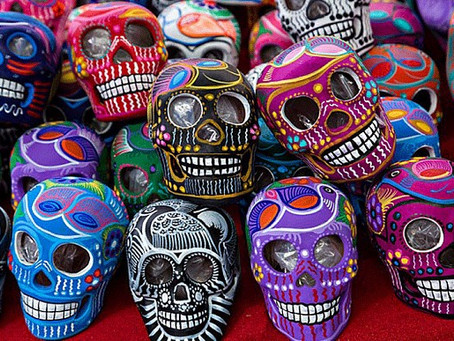 Today: Day of the Dead (Cultural)