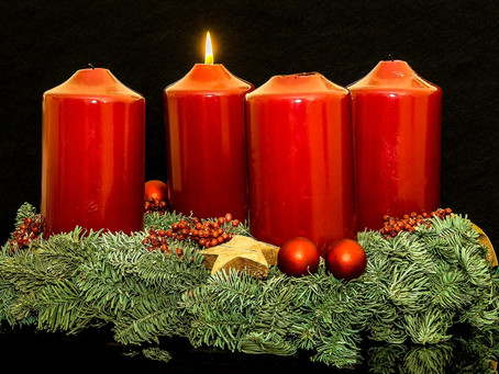 TODAY: First Day of Advent (some christian)