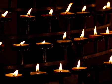 Today: All Saints' Day (Some Christian)