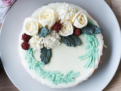 Cake Decoration add-on