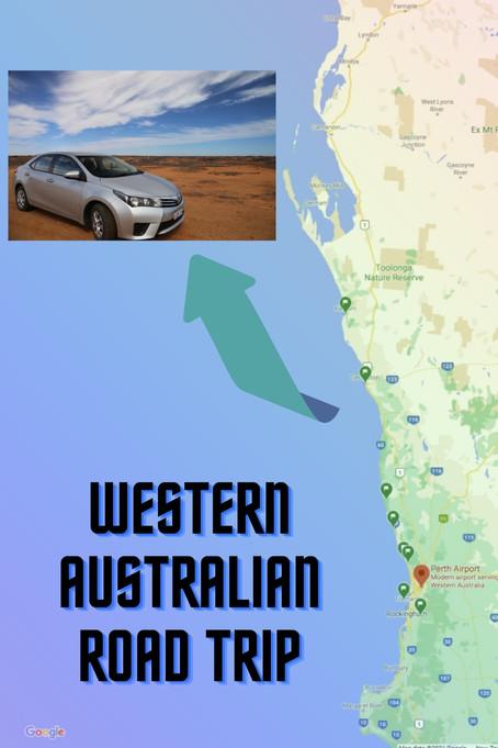 7 days Perth to Carnarvon Return ~ Western Australian Road Trip