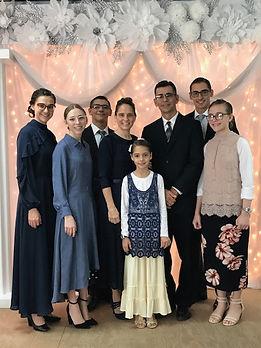 Brent Schreckhise Family