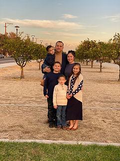 David Villegas Family