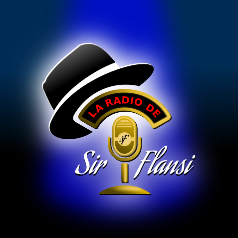 La Radio de Sir Flansi - Logo Color 477x