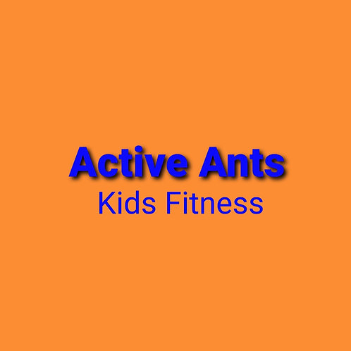 Active Ants: 8 Week Program
