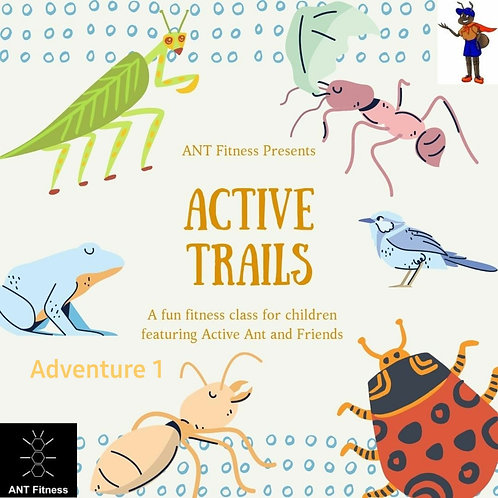 Active Trails Online Adventure 1: Finding The ANT Nest