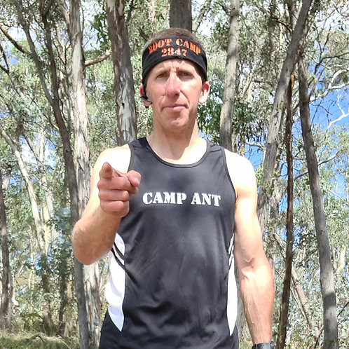 Boot Camp 2847: Session 1: Fitness on Demand