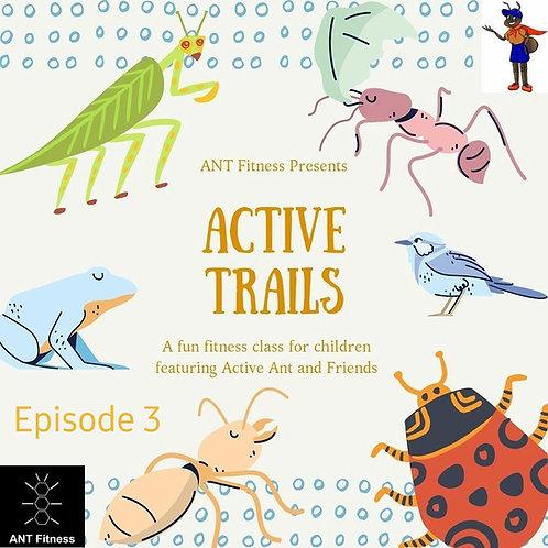 Active Trails Online Adventure 3: Active Ant's Picnic