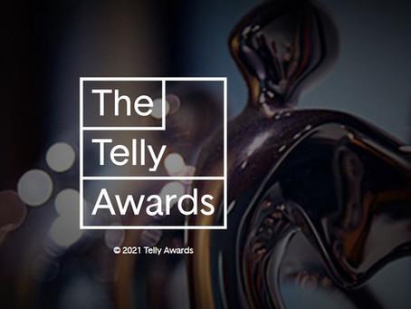 2021 Telly Award Winner