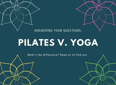 Pilates vs. Yoga-What's the Difference?