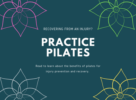 Using Pilates to Retrain after Injury