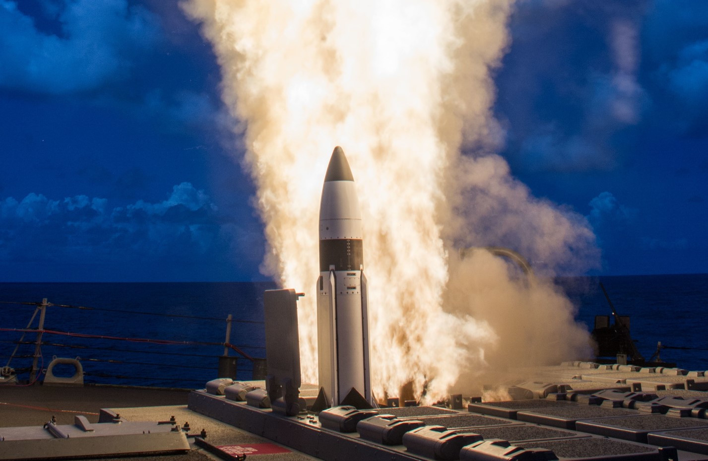 SM3 Missile Defense