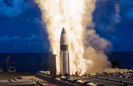SM3 Missile Defense