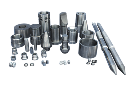 Tungsten Carbide Wear Parts