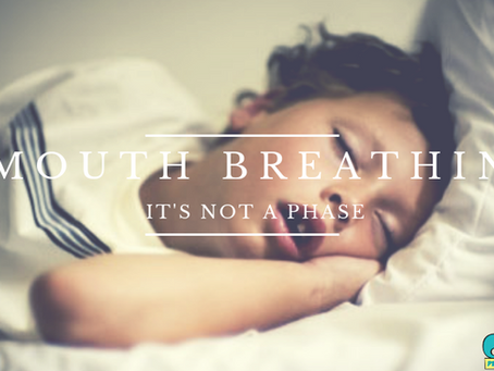 Mouth-Breathing: Breaking Unhealthy Habits