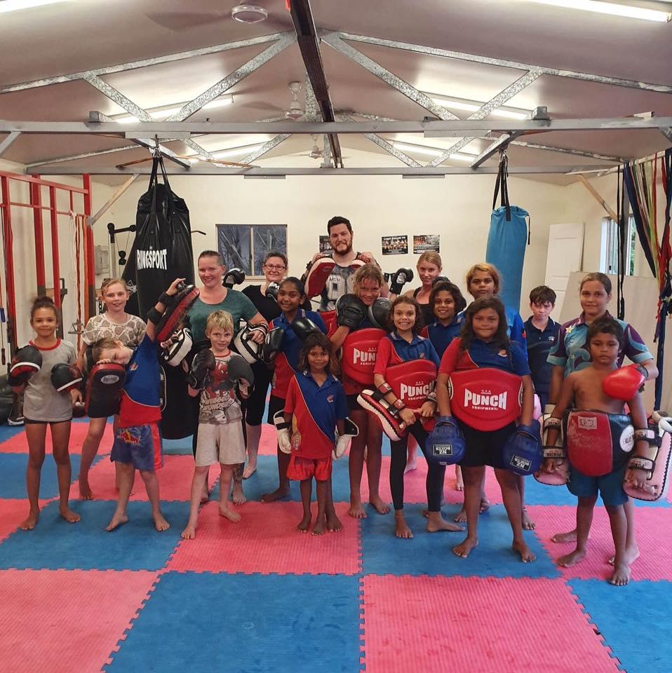 Group training Full Boar July 2020