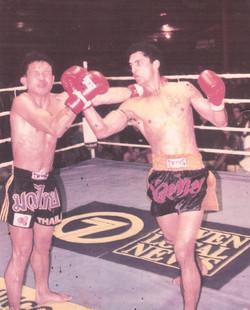 Vince Parkes 1996