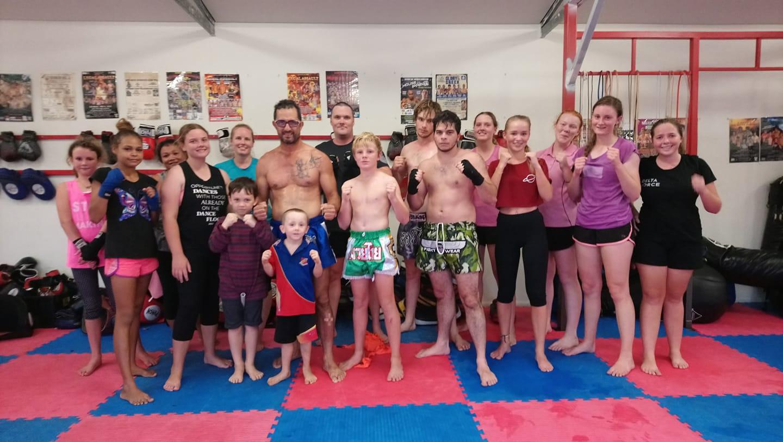 Group training Full Boar gym