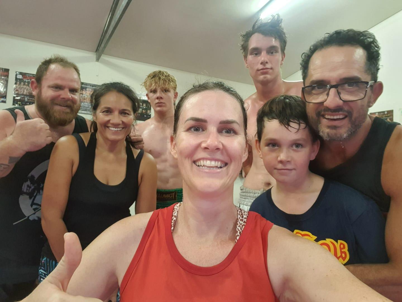Group training Full Boar November 2020