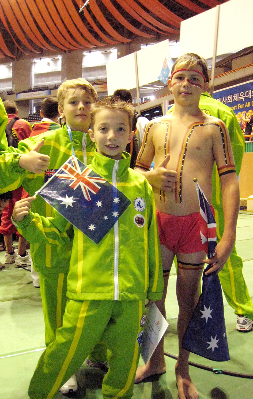 Korea World Championships 2007