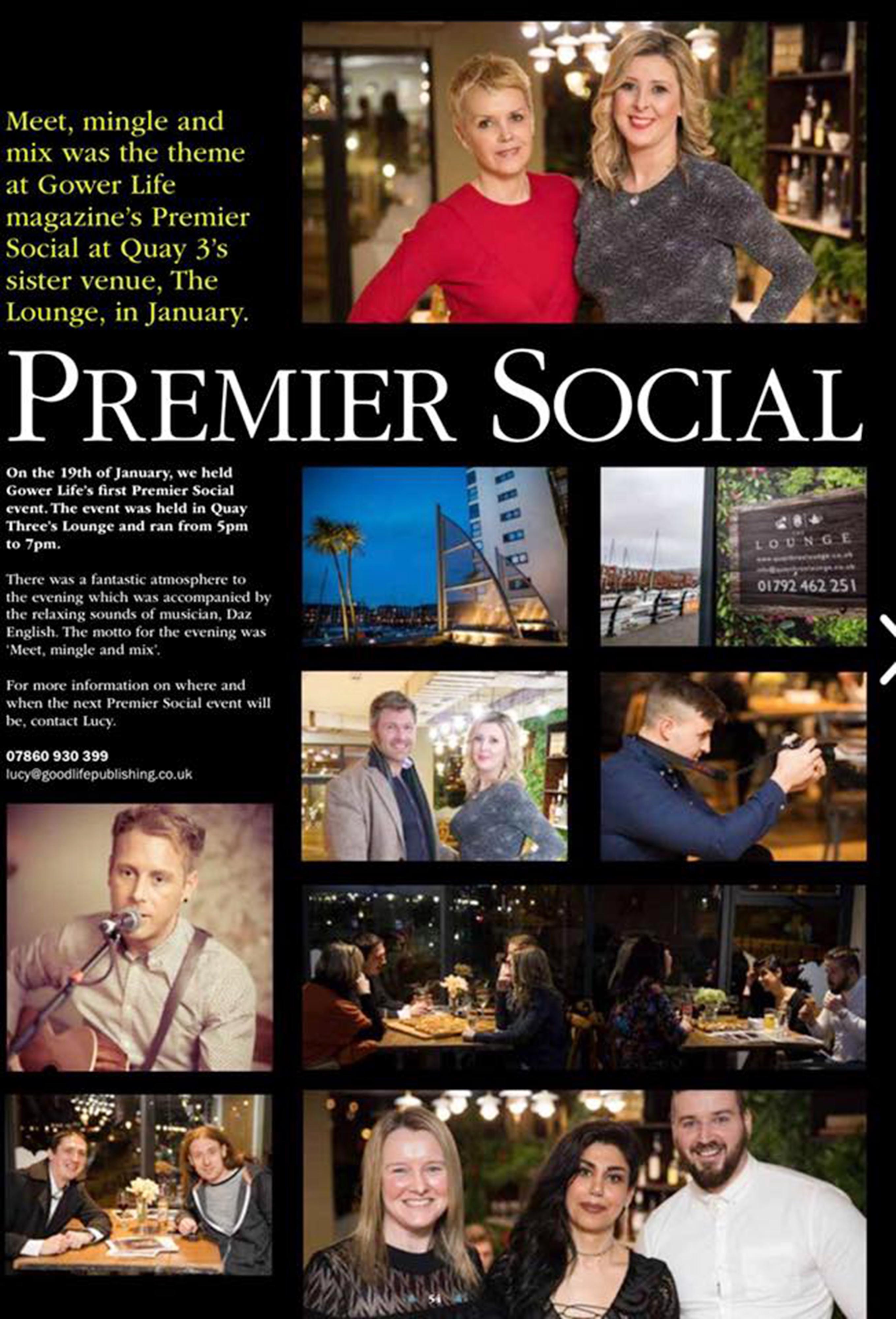 Premier Social Magazin