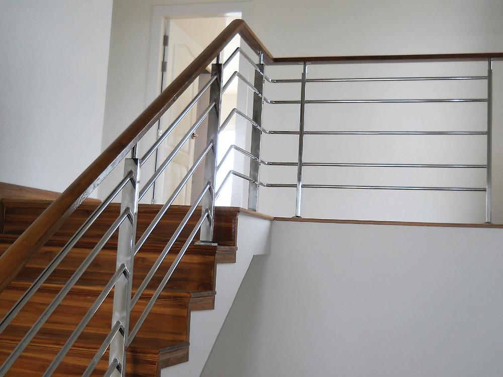 รับออกแบบ ประตู-รั้ว-ราวบันไดสแตนเลส งานคุณภาพ คุ้มราคา – ซีเจ เมทัลลิค