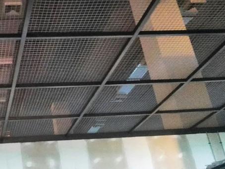 จัดส่งตะแกรงสำหรับทำเพดาน โครงการตลาดต่อยอด AEC