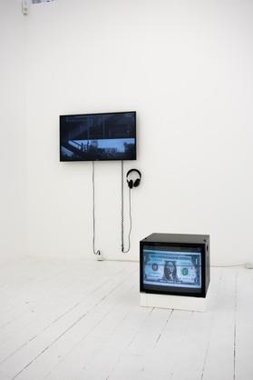 Mark Salvatus, Mountains, 2015,  video a