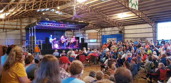 Green County Fair Concert 2019- Monroe, WI