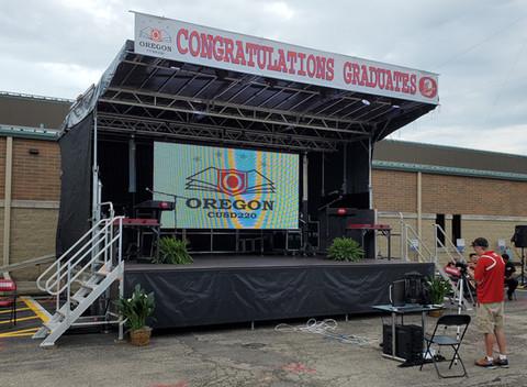 Oregon High School Graduation 2020