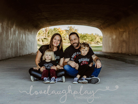 Weekly Feature - C Family in Anthem