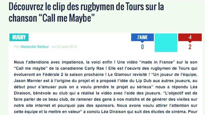 2012 | SportBuzzBusiness.fr