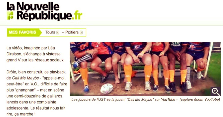 2012 | La Nouvelle République 37