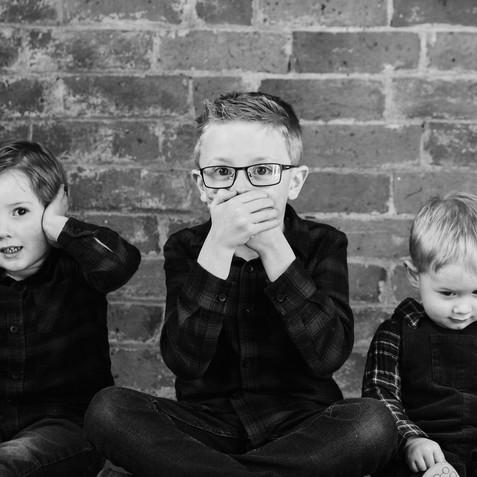 kids photoshoot studio
