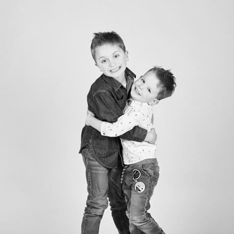 boys studio photos