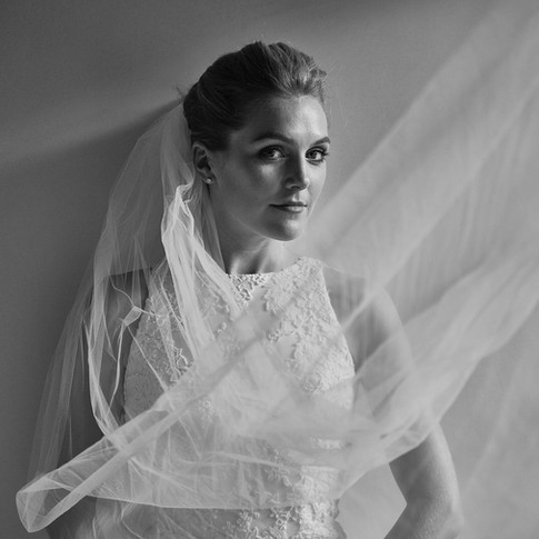 Bride portrait wedding