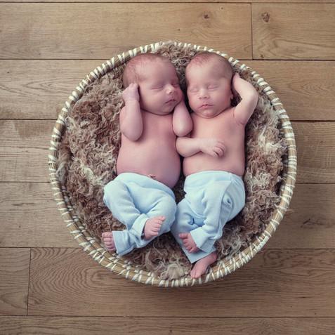 Newborn-twins-studio