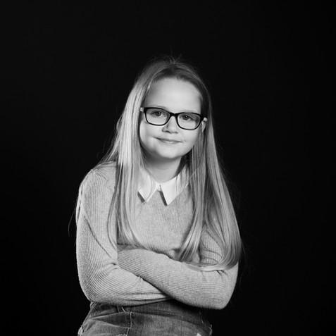 teenage photo studio
