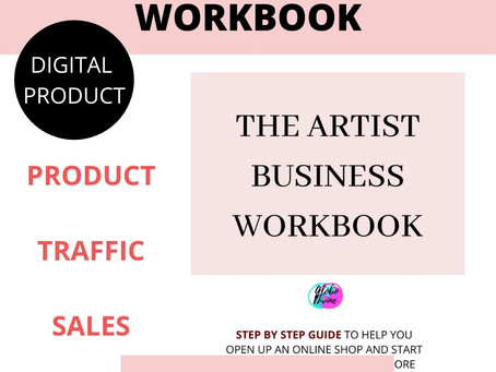 COMPLETE STEP BY STEP GUIDE ON HOW TO START WITH AN ONLINE ART BUSINESS