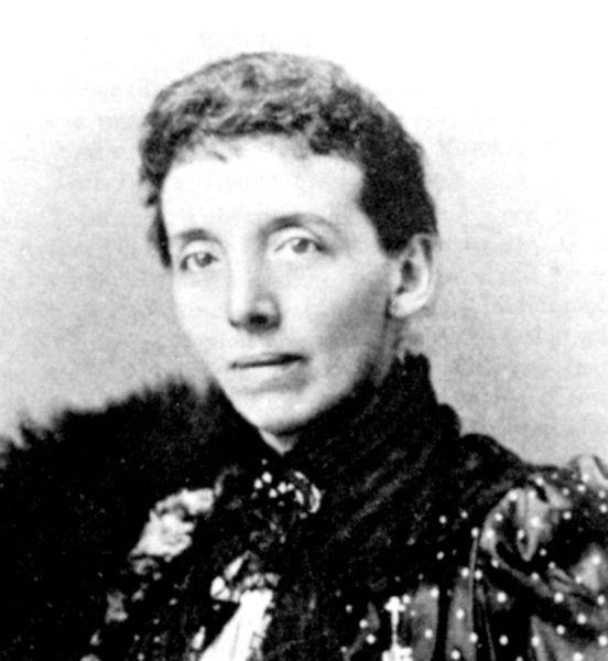 Isabel Cooper-Oakley c. 1884