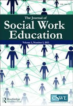 JSWE, Journal of Social Work Education