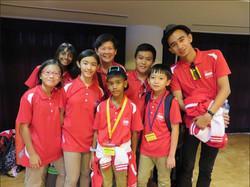 Singapore JAs 2014