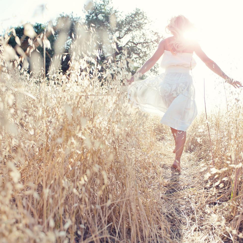 Veselo po travniku