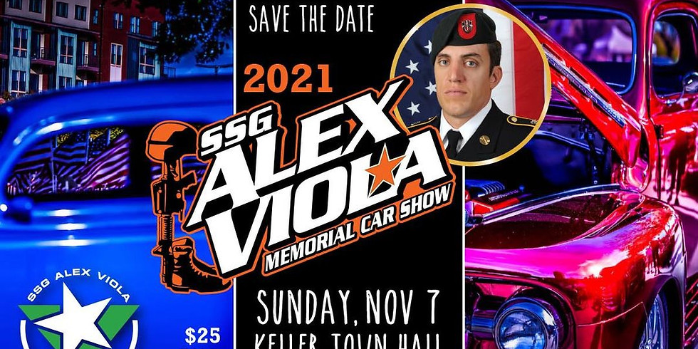 SSG Alex Viola Memorial Car Show