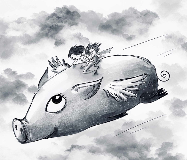 Miracle Pig