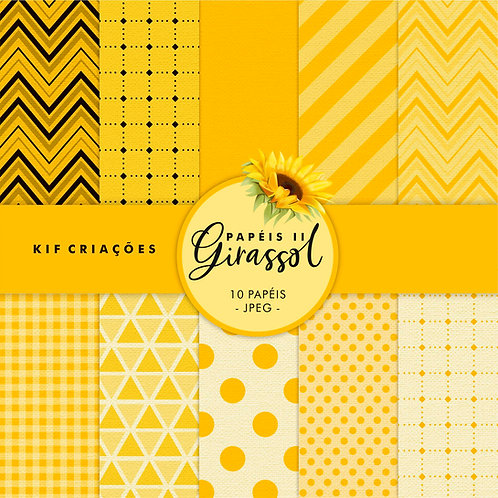 Girassol Kit Papel 02